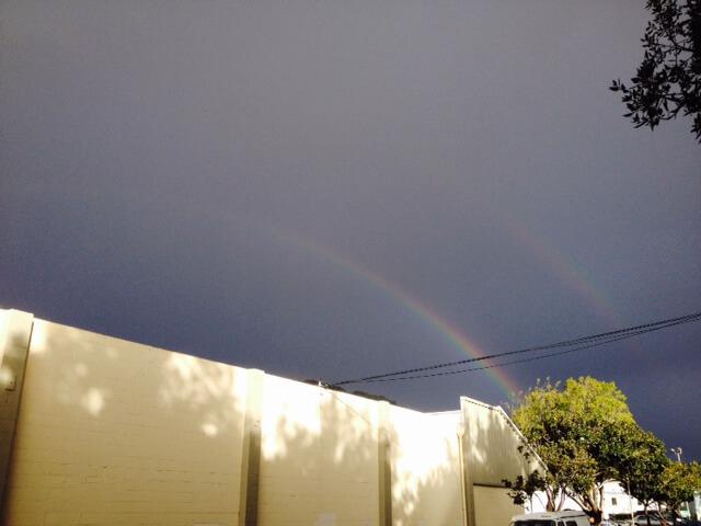 Good Luck Rainbow